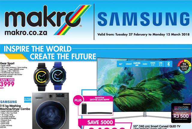 Makro: Samsung
