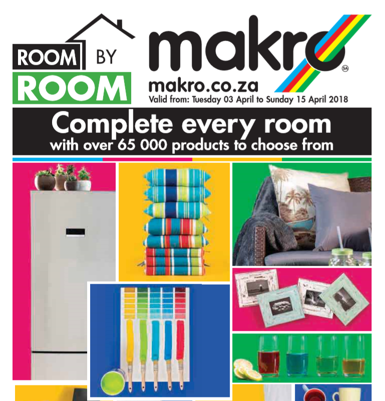 Makro: Room by Room Specials