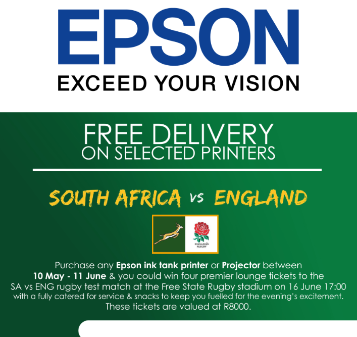 Kloppers: Epson Promotion