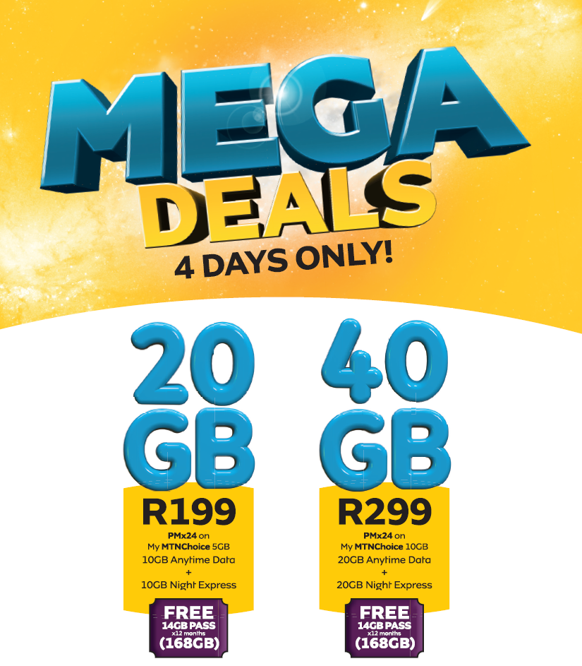 MTN: Black Friday Promotions