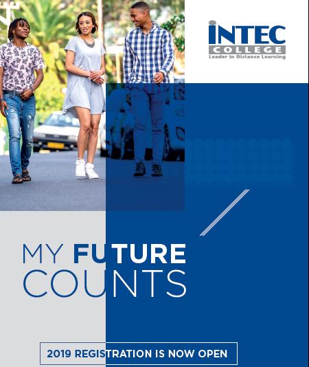 Intec College: 2019 Registration Promotion