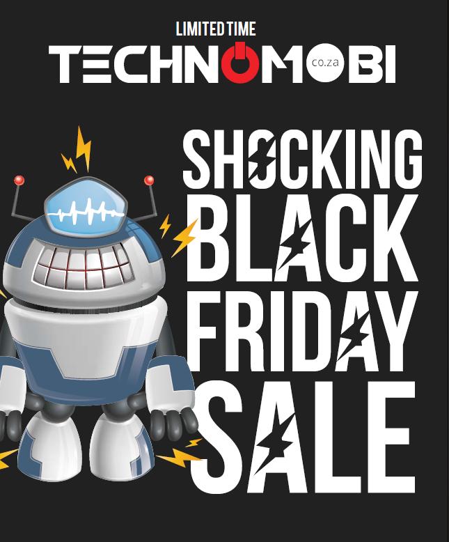 Technomobi: Black Friday Promotions