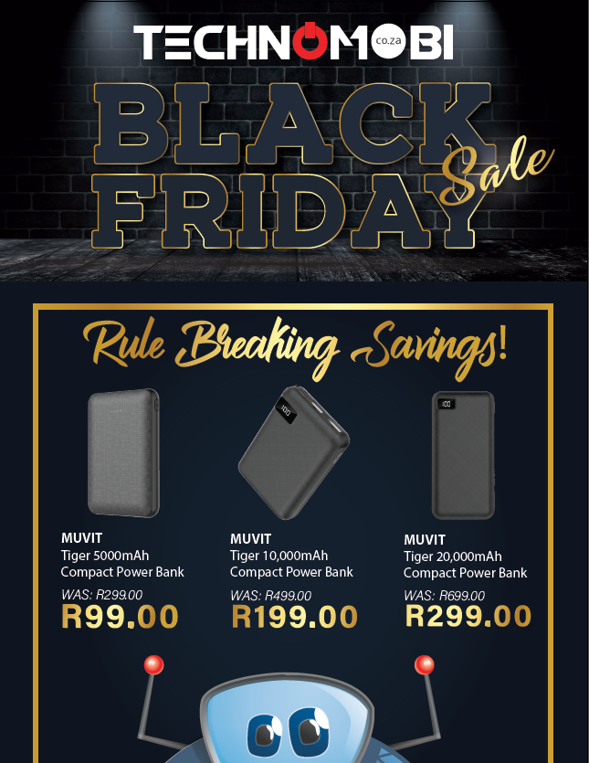 Technomobi: Black Friday Promotions