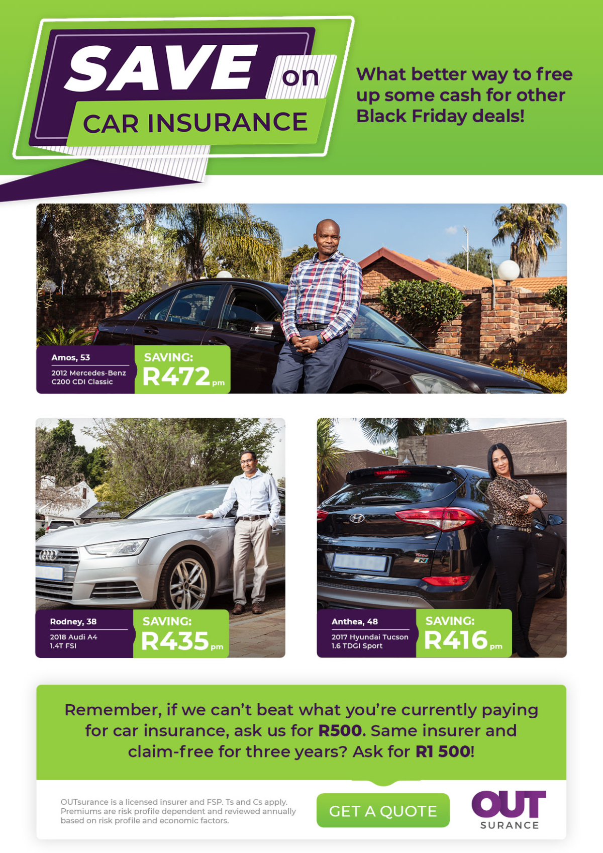 OUTsurance: Black Friday 2020